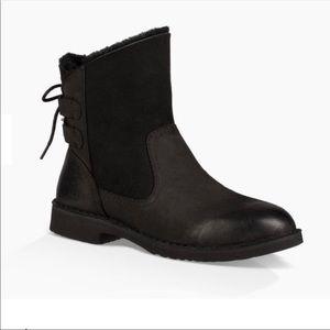 UGG Shoes - NIB! BLACK UGG WINTER BOOTS WOMENS NAIYAH SIZE 6.5